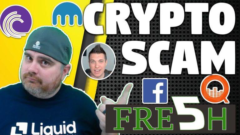 Quadriga Scam Explained | $BTT Mooning | Facebook Buys Crypto