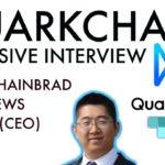 Quarkchain Update Interview | BlockchainBrad | MainNet April 30 | Guardian Plan | Enterprise
