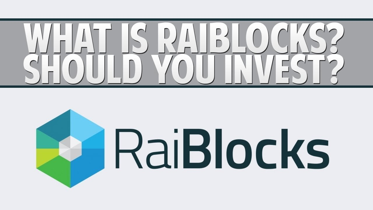 RaiBlocks (XRB) - What is it? The new top 30 cryptocurrency