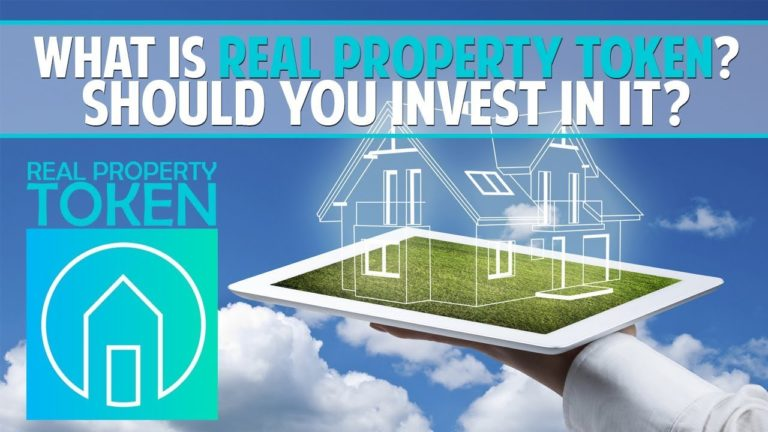 Real Property Token (RPT) – What is it? Should you invest in it?