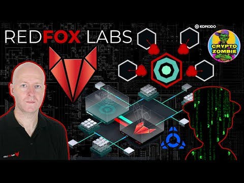 RedFOX Labs: Komodo Powered Blockchain Acceleration for Mass Adoption! Bitcoin Benny
