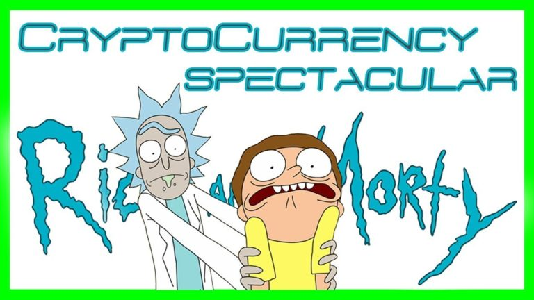 Rick & Morty CryptoCurrency Spectacular