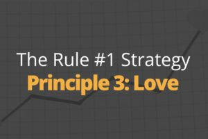 Rule One Principle #3: Love