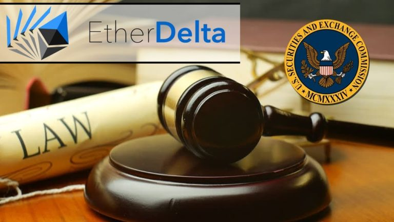 SEC Charges EtherDelta Founder – Impact On Other DEX & ICO Projects?