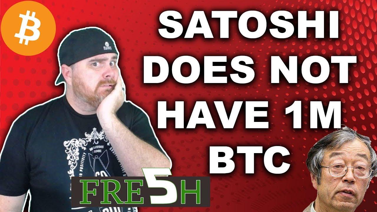 Satoshi DOES NOT have 1 Million Bitcoins?   Binance HUGE News Rumors   Altcoin Season Continues