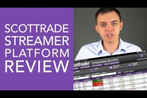 Scottrade Online Broker Review - Streamer Trading Platform (Part 3)