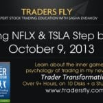 Shorting NFLX and TSLA Step by Step - Oct 9, 2013