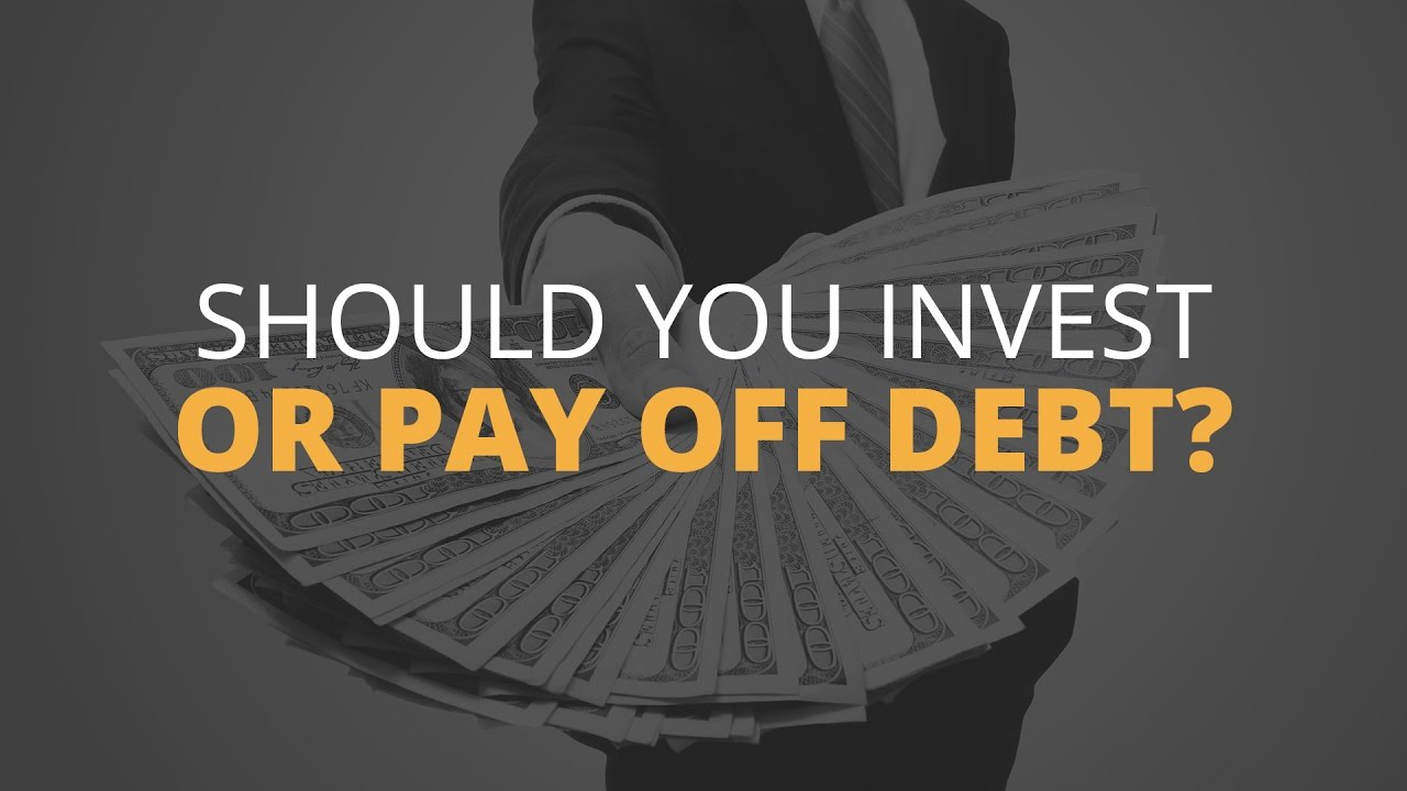Should I Invest or Pay Off Debt? | Phil Town