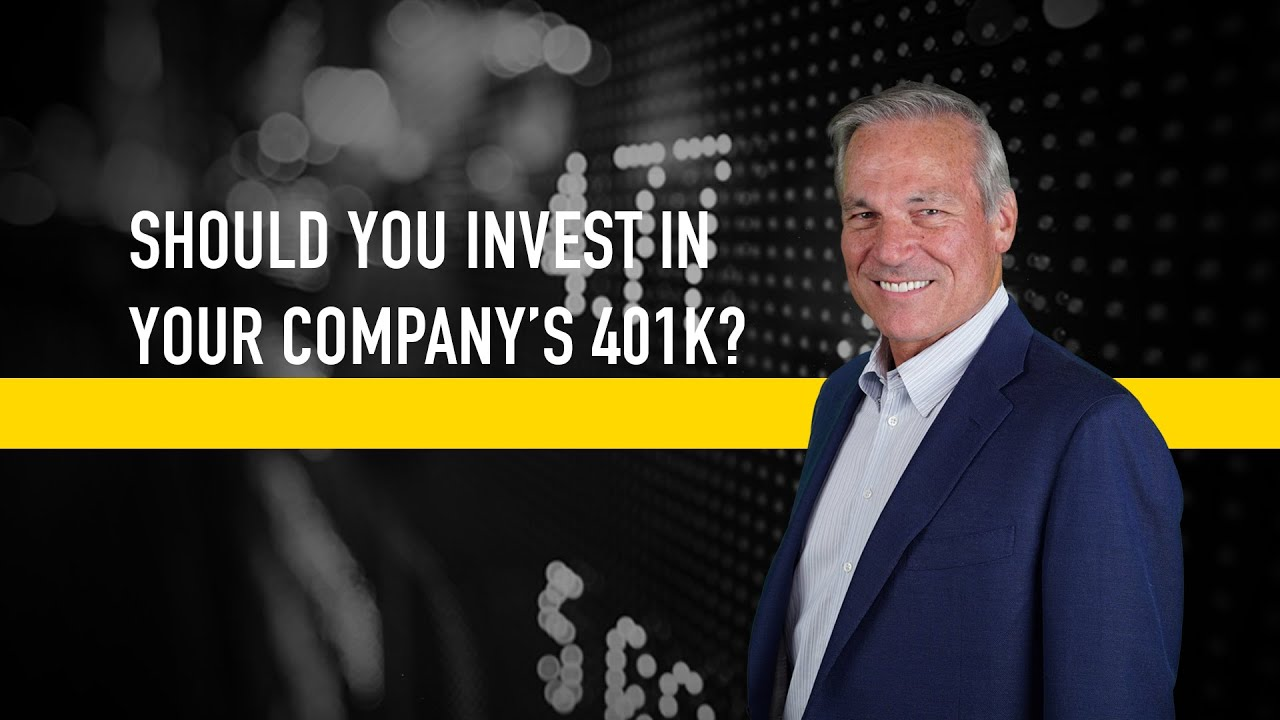 Should You Invest in Your Company's 401(k)?