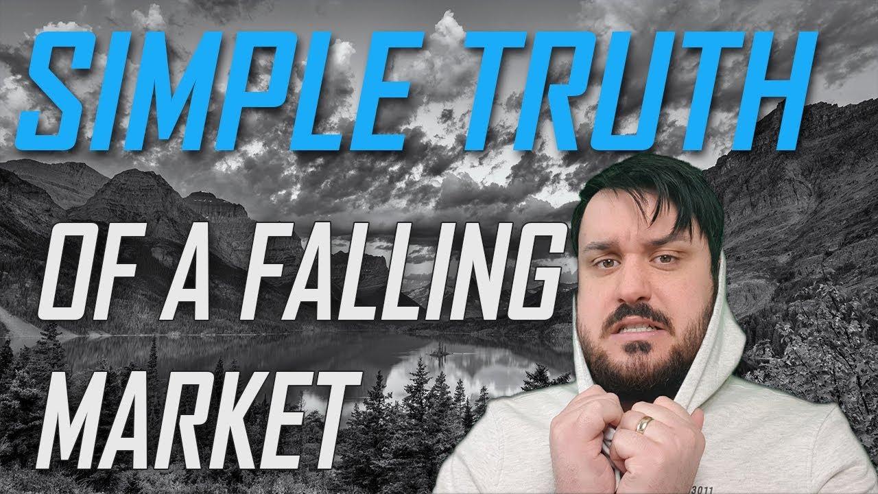 Simple Truth of a Falling Market | Streamity ICO | TUSD vs USDT
