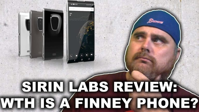 Sirin Labs Review SRN | What the Heck is a Finney Phone?