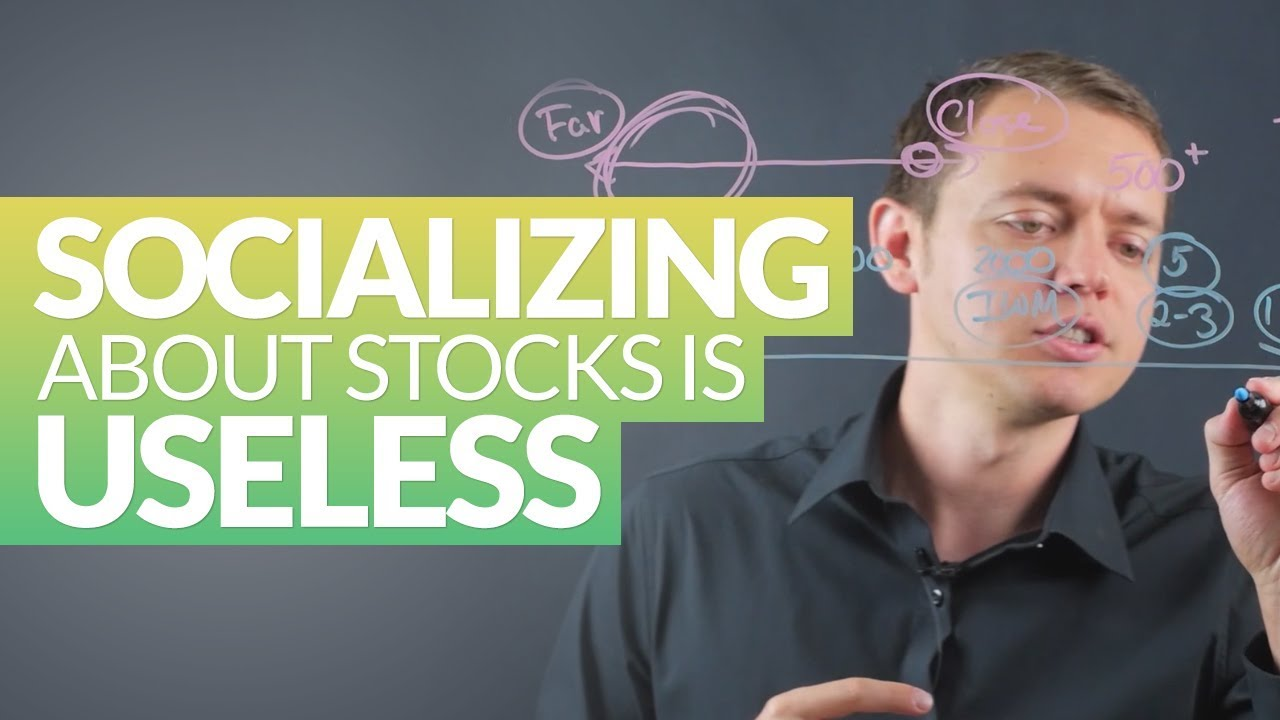 Socializing About Stocks is Useless : Mindsets of a Master Trader Ep 203