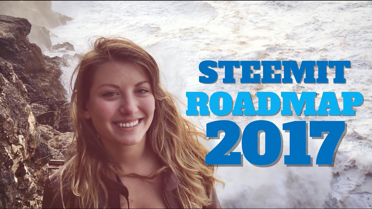 Steemit Roadmap 2017