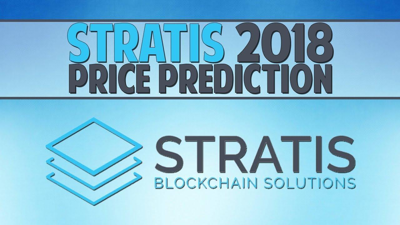 Stratis (STRAT) 2018 price prediction - The undervalued platform