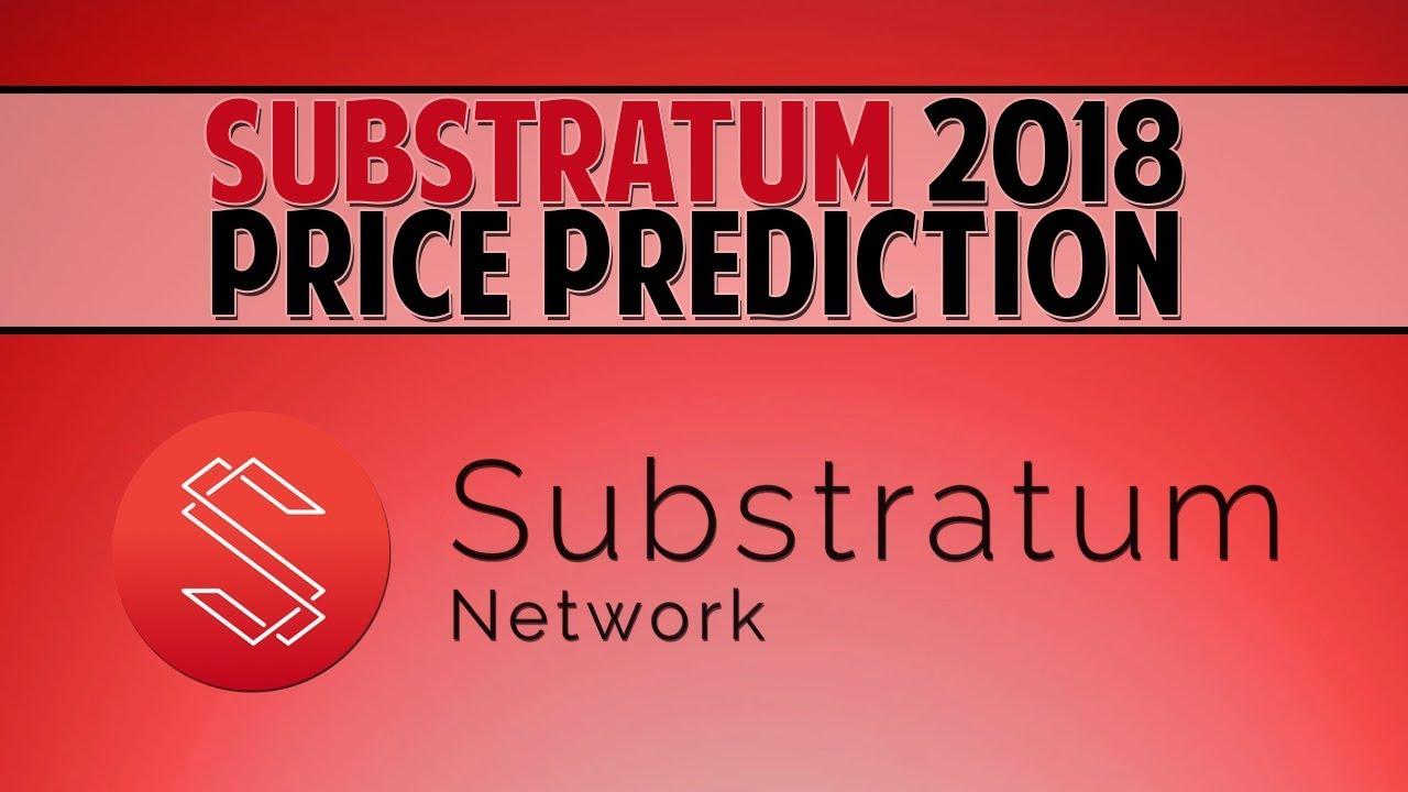 Substratum (SUB) 2018 price prediction - Creating the decentralized web