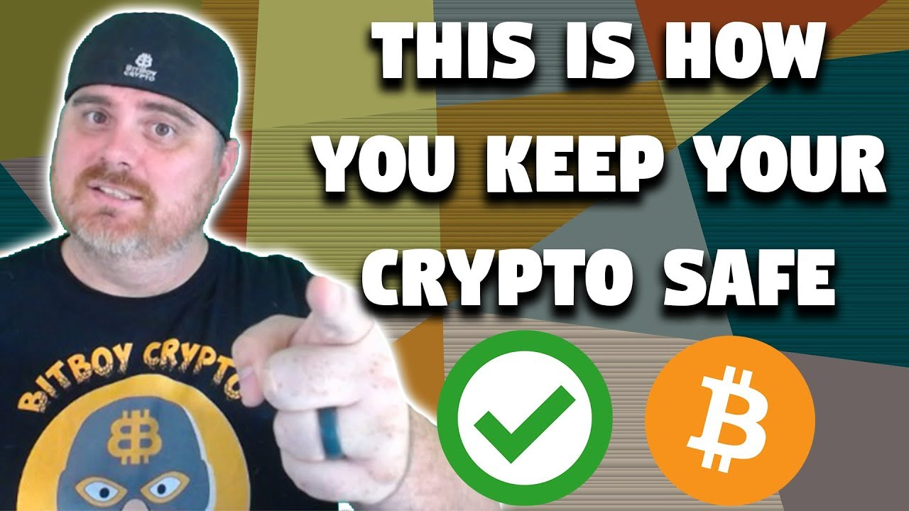 THESE TWO THINGS Will Keep Your Crypto Safe