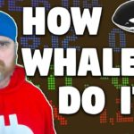 THIS is How Whales Make Money   TRX Pump   Russian Bitcoin Collusion?