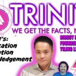 TRINITY NETWORK EXCLUSIVE: Founder David Li Str8 talks about recent events with BCB. Neo & Trinity!