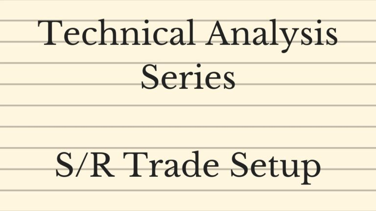 Technical Analysis Series – Support/Resistance Trade Setup