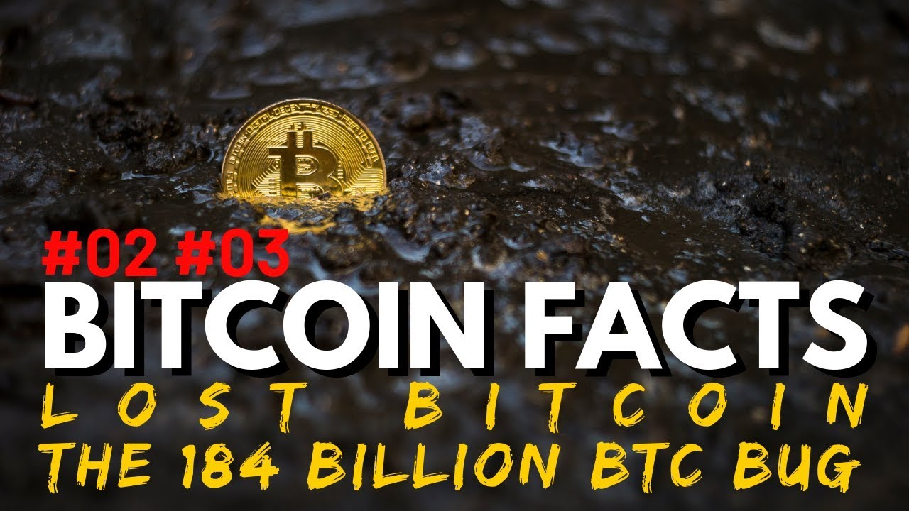 The BIGGEST Bitcoin HACK in History   184 Billion BTC BUG   Lost BTC