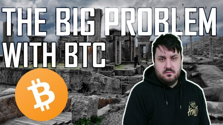 The Big Problem with Bitcoin