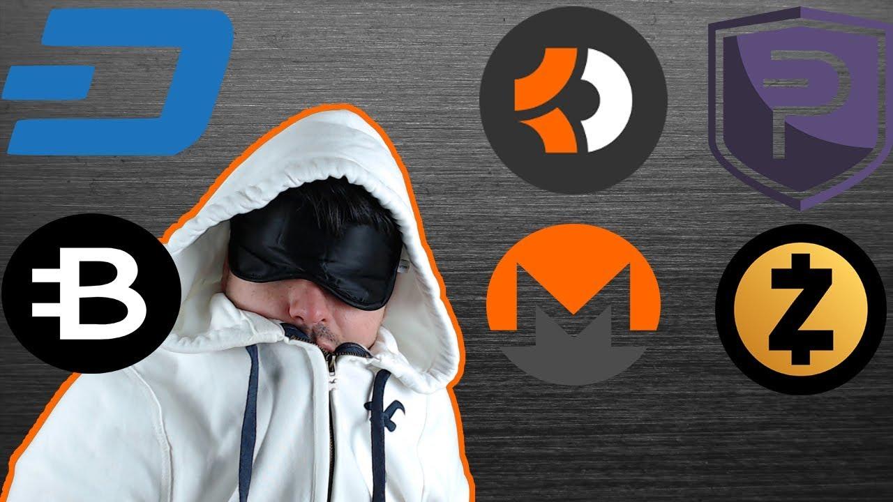 The Bitcoin Meme - Privacy Coin Review: Bytecoin, Dash, Monero, PIVX, BitcoinDark, Komodo, Zcash