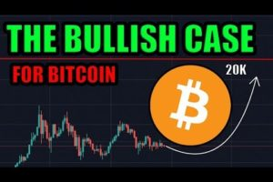 The Bullish Case For Bitcoin. We May Never See Sub 10k Again… DO NOT WAIT!
