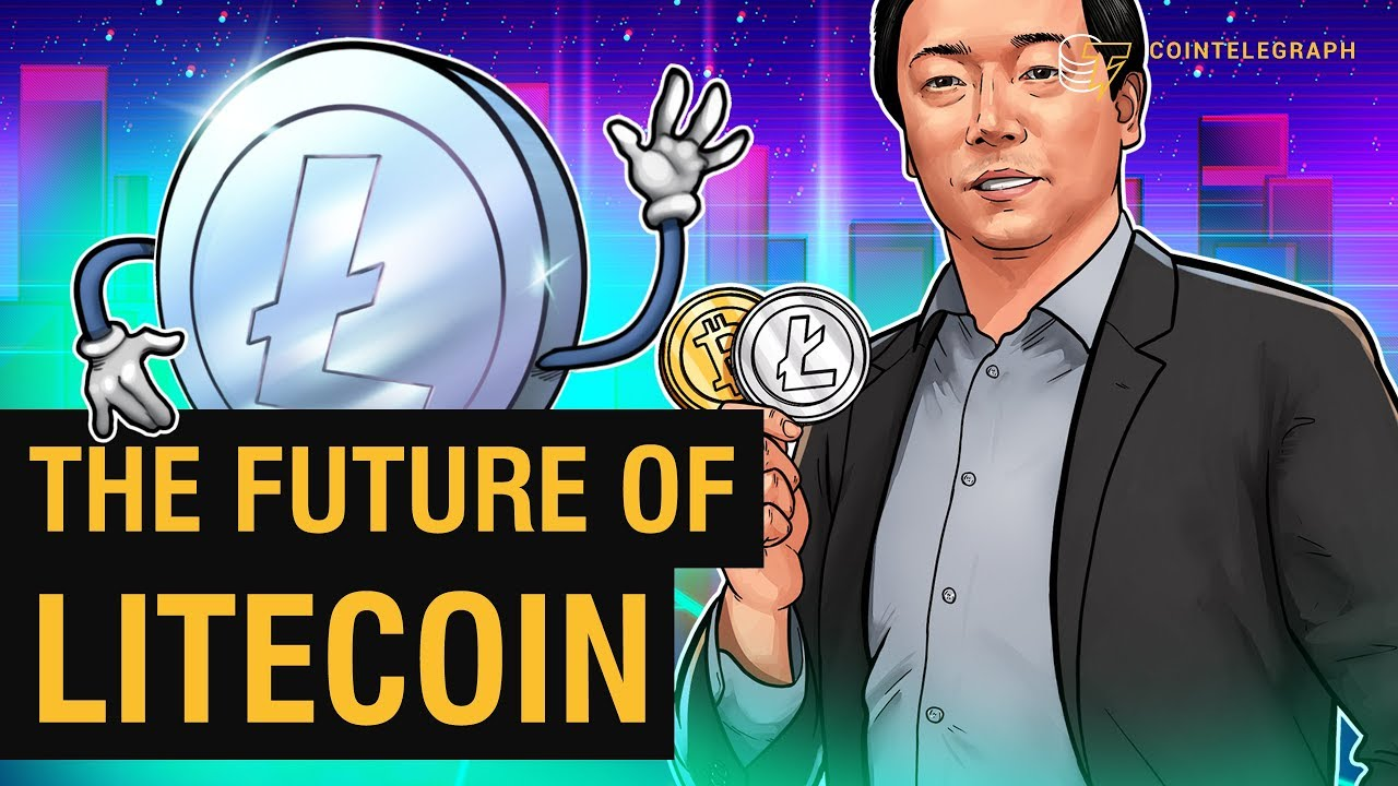 The Future of Litecoin | Interview With Charlie Lee