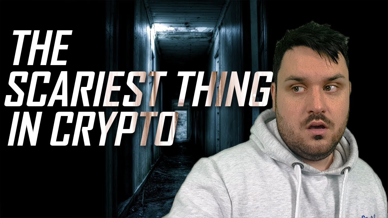 The Scariest Thing in Crypto 😱 (Short to Midterm)