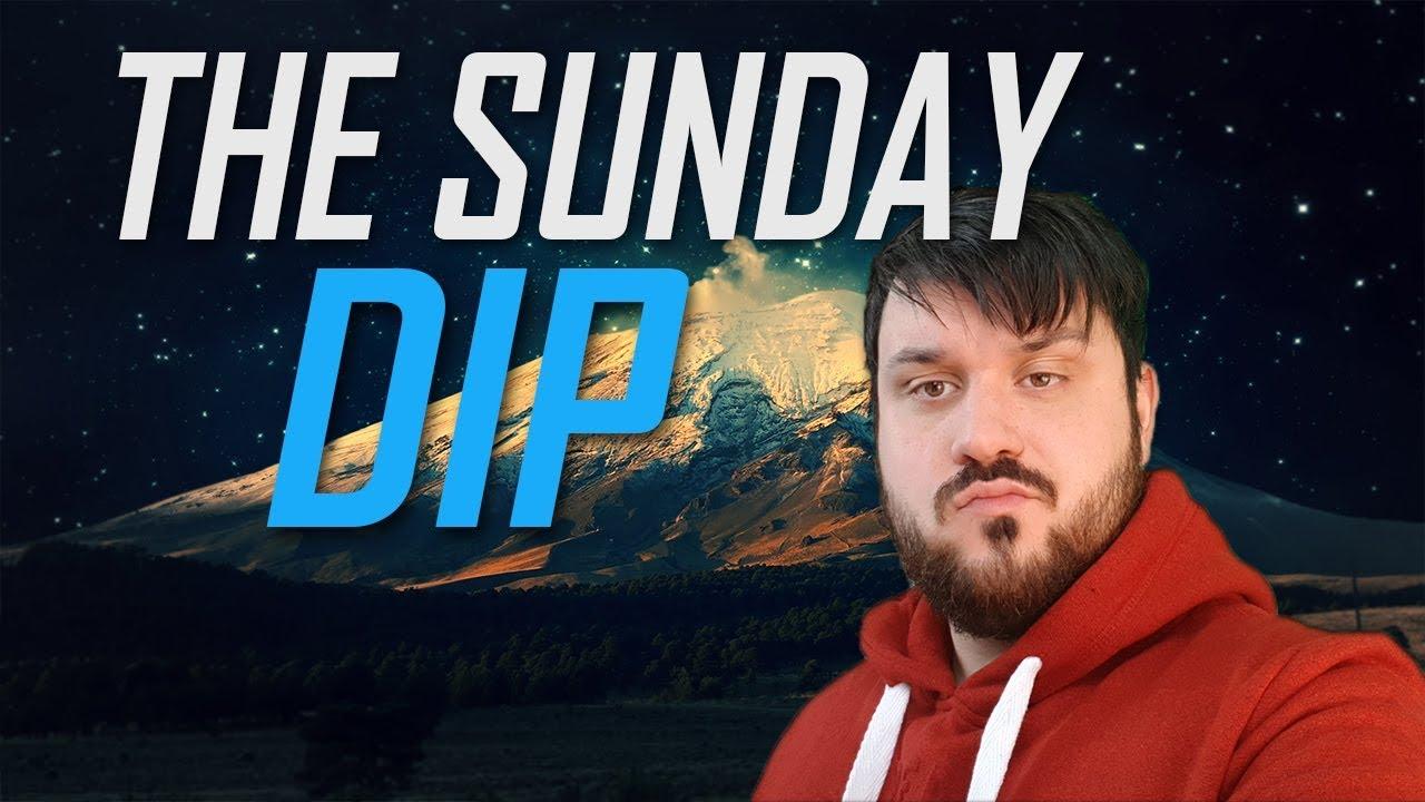 The Sunday Dip | Ripple and CoinBase | PolySwarm ICO