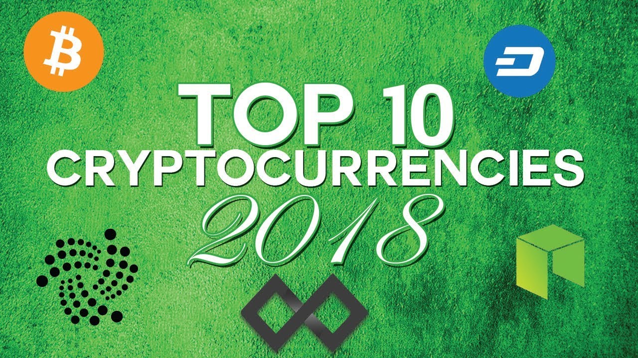 Top 10 cryptocurrencies for 2018: Part 2 -  Verge, NEO, BitShares & more