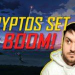 Top 3 Cryptos Set to Boom