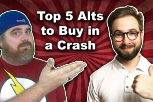 Top 5 Altcoins to Buy During a Crash | Special Guest Hashoshi