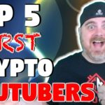 Top 5 WORST Crypto YouTubers | Avoid Them Like the Plague