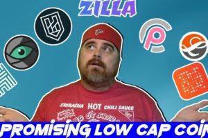 Top 7 Low Market Coins: Hacken, Pinkcoin, Spectiv, Linda, Haven, Zilla, & Fluz Fluz