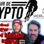 Tour de Crypto | Special BCB Interview | Crypto Charity | HAWC | BlockchainBrad | Crypto News