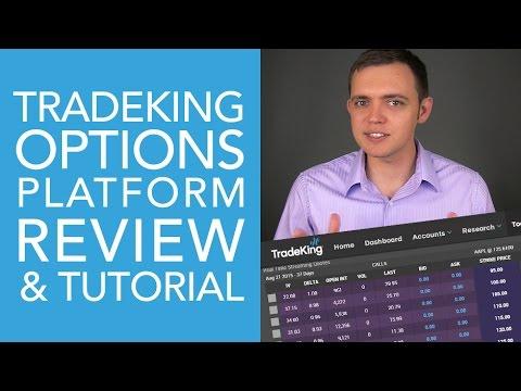 TradeKing Options Platform Tutorial and Review (Part 3)