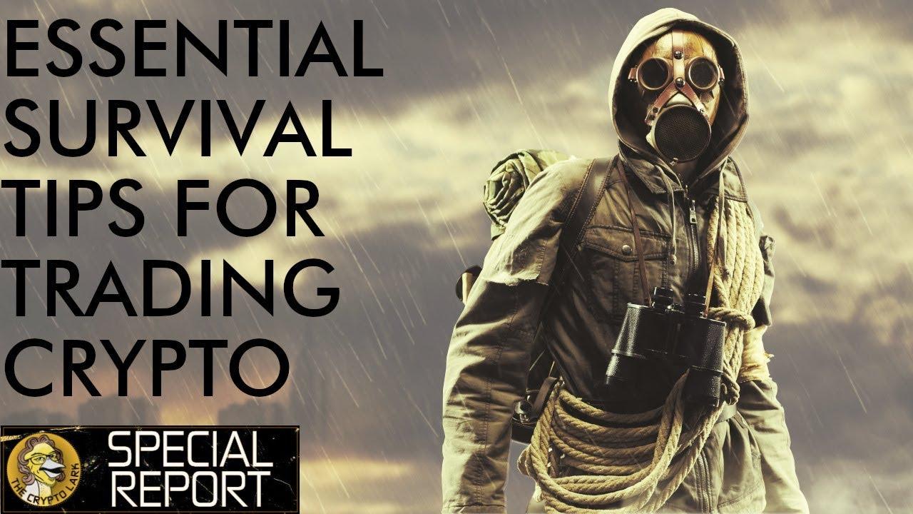 Trading Crypto & Bitcoin - Essential Survival Tips