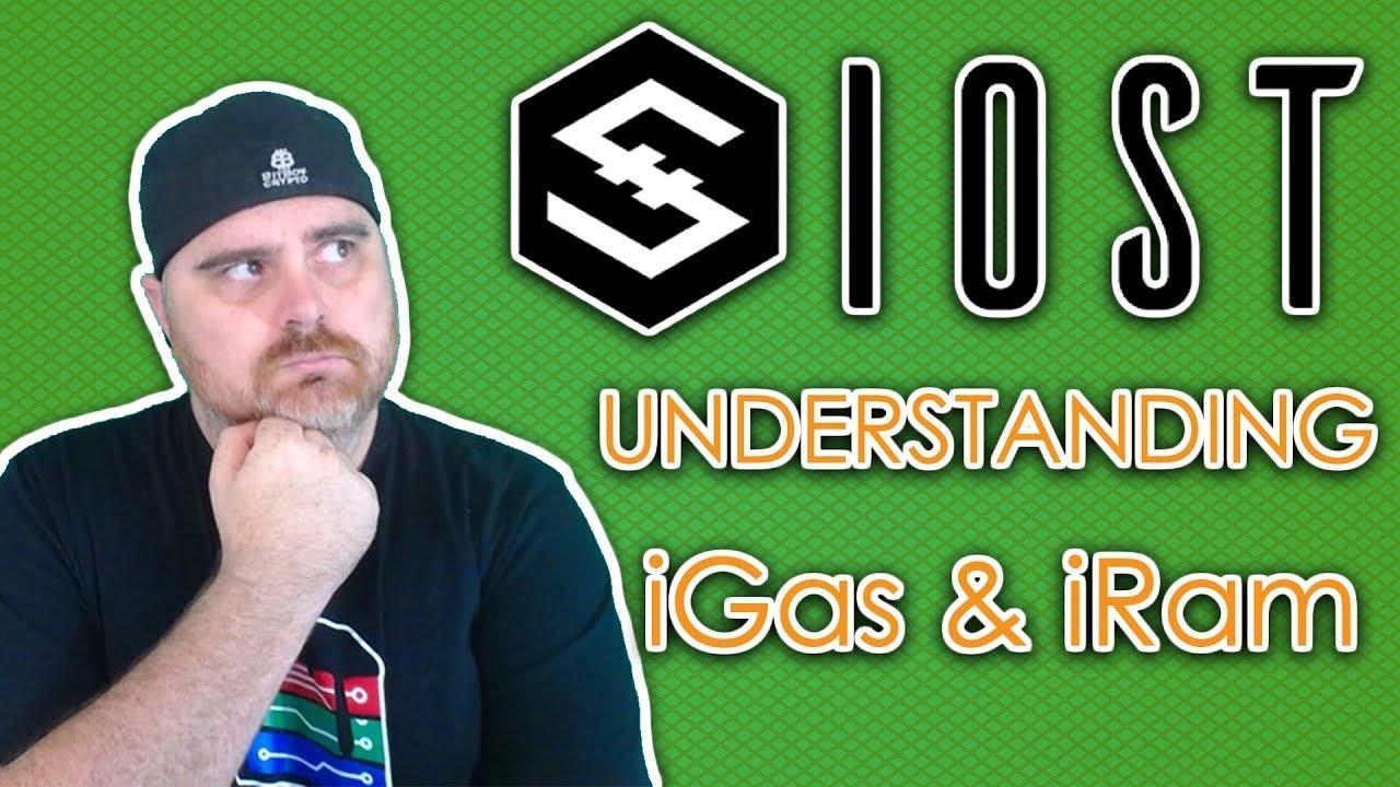 Using IOST Network | iGas & iRam Tutorial | Better Solution than Ethereum