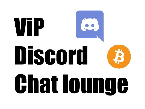 Vip cryptocurrency discord chat group trailer