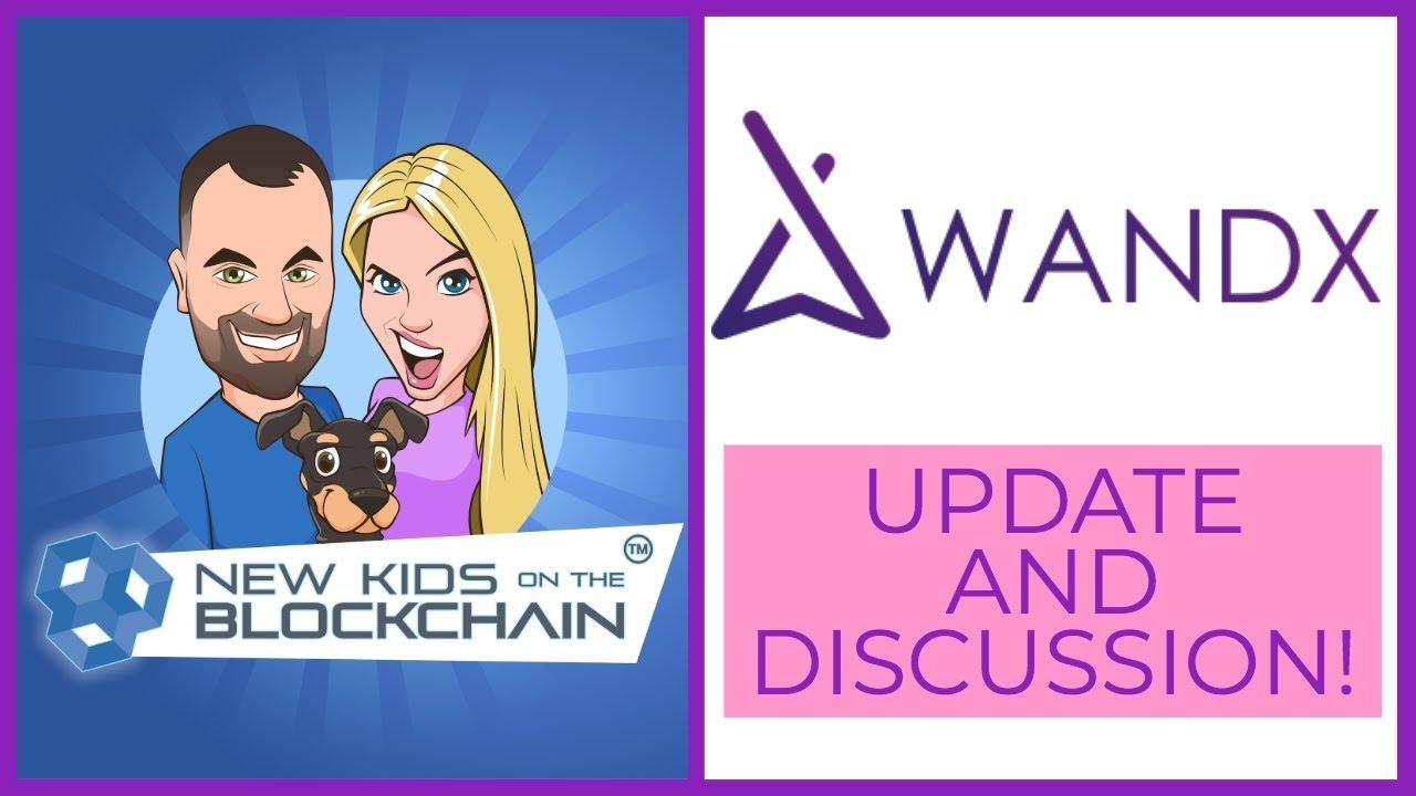 WANDX - Update with CEO / Founder Abhinav Ramesh. Crypto News