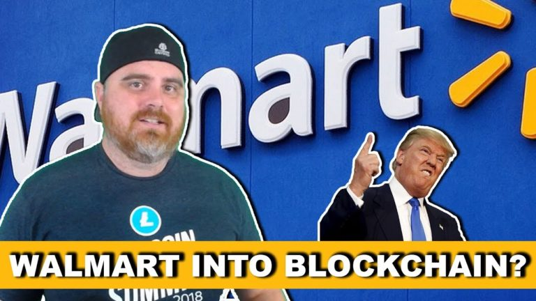 Walmart Getting Into Blockchain: This Could Be Huge