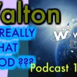 Walton Chain Review by BlockchainBrad - Is the Walton Coin that good? Review of Walton
