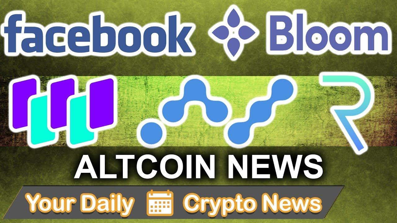 WaltonChain Conspiracy, NANO on Ledger, Oyster Protocol, Bloom, Coinbase, & REQ