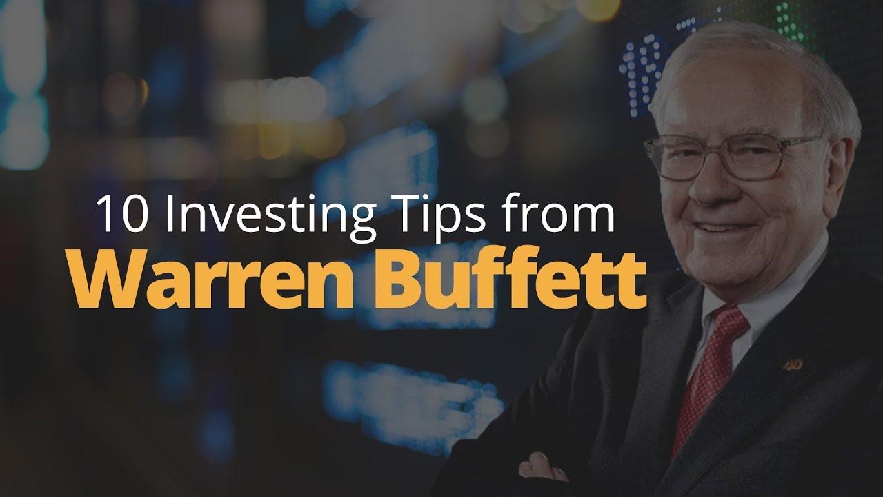 Warren Buffett's Top 10 Pieces of Investing Advice   Phil Town