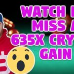 Watch Me Miss a 635x Crypto Gain FOR REAL with this Online Gaming Site | BC Game Review
