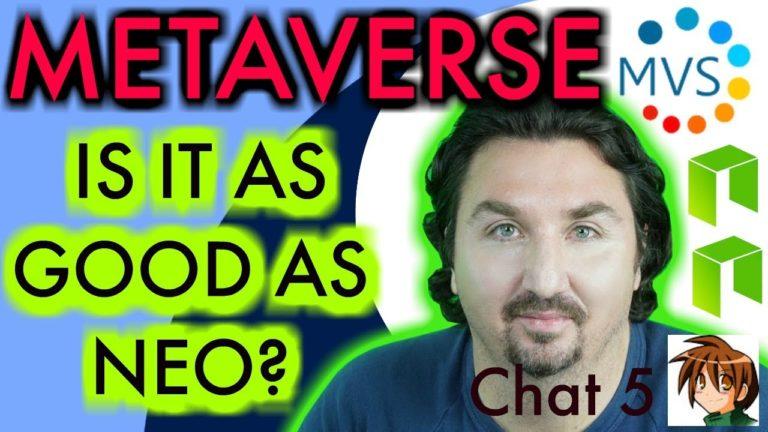 What is METAVERSE? Metaverse versus Neo? NEO CRYPTO NEWS METAVERSE