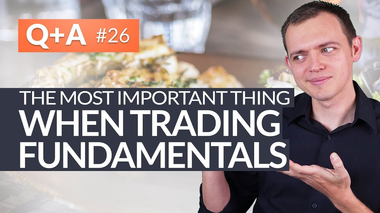 What is the Most Important Thing to Watch with Fundamentals? #HungryForReturns 26