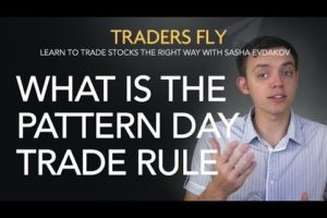 What is the Pattern Day Trade Rule? (PDT) for Stock Traders