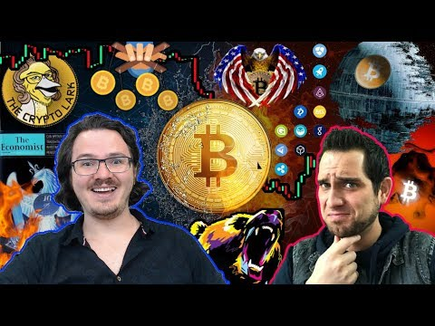 What's Happening with Crypto?!? Crypto Lark LIVE Stream | Community Crypto Chat ? $BTC $XRP $ETH